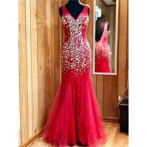 Prom Dress/ Pageant Dress